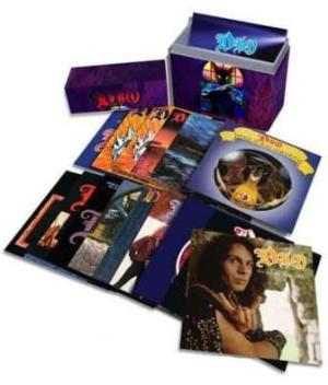 Dio The Singles Box Set
